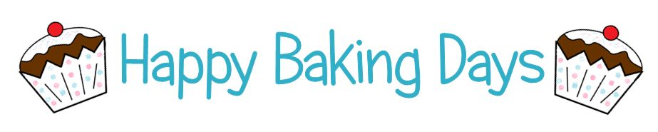 Happy Baking Days