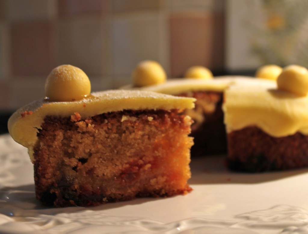 When To Put Marzipan On A Fruit Cake