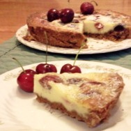 Cherry Tart for a Special Birthday #SundaySupper
