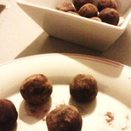 Mexican Chilli Chocolate Truffles for #SundaySupper