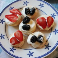 Sweet Little Pastries for #SundaySupper