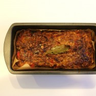 Moroccan Lentil Loaf for #WeekdaySupper