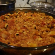 Rice, Bean and Vegetable Casserole for #SundaySupper