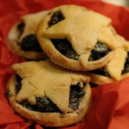 Cranberry and Almond Mince Pies