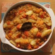 Neeps & Tatties Casserole for #SundaySupper