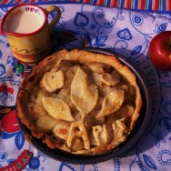 Apple Pie and Custard for #SundaySupper